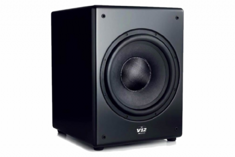 M&K V12 Active Subwoofer – Black